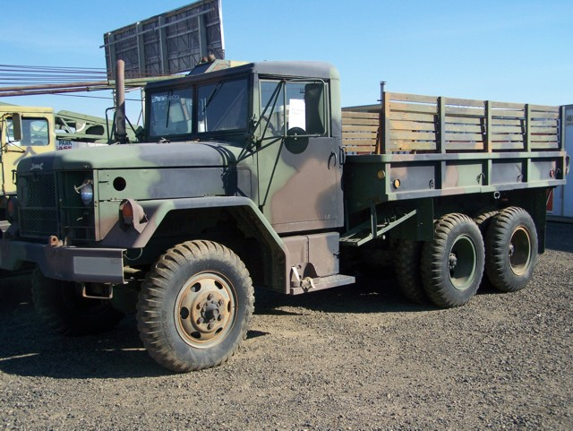 6 X6 Military Surplus Trucks http://www.surpluscity.com/6x6.htm