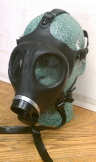 Israeli M-15 NBC Gas Mask