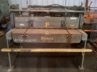 Famco Shear Press